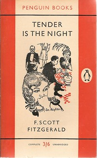 Tender is the Night - Penguin book cover