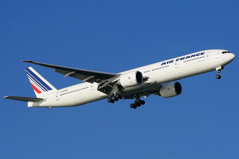 F-GSQK - B77W - Air France