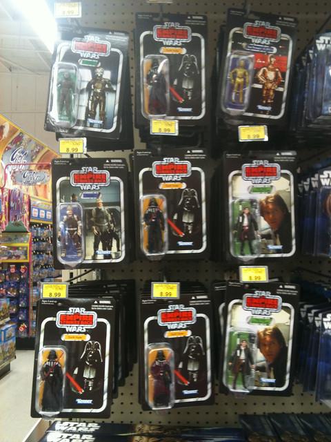 Star Wars 80s Toys : Liboks