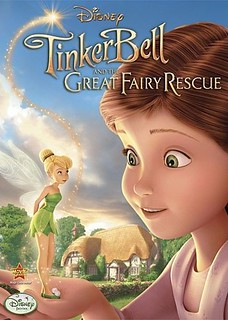 Tinker Bell and The great Fairy Rescue 2
