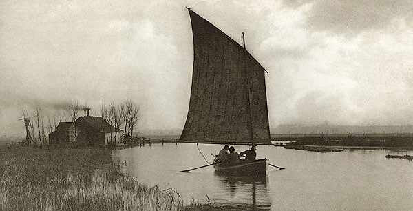 The Old Order and The New, by Peter Henry Emerson 1886