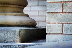 Carnegie Column and Brick