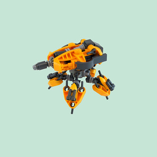 "Vestal ""Goldenrod"" V2 Assault Walker"