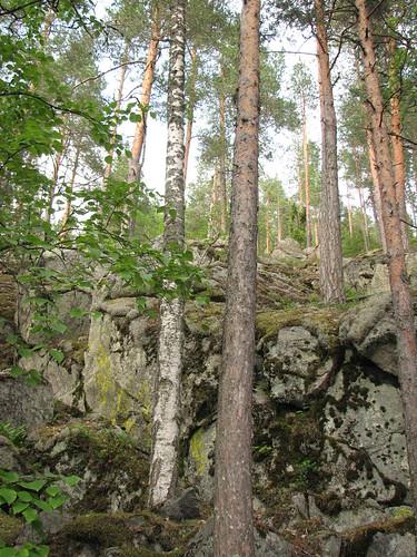 kallio jyväskylä sota vaajakoski summitsontheair kanavuori ohjs057 oh6fqi oh6fme