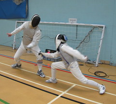 weapon combat sports(1.0), fencing weapon(1.0), contact sport(1.0), sports(1.0), combat sport(1.0), ã‰pã©e(1.0), fencing(1.0), foil(1.0),
