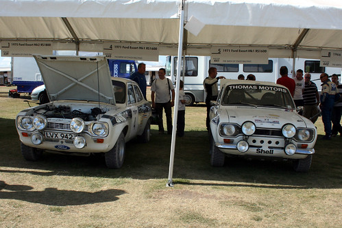Ford Escort Mk1 RS1600 Rally Cars