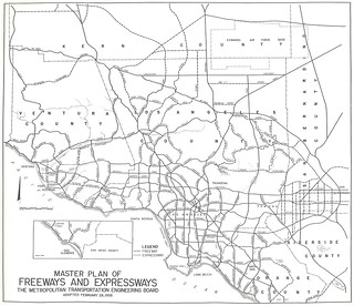 Master Plan of Freeways and Expressways (1958)
