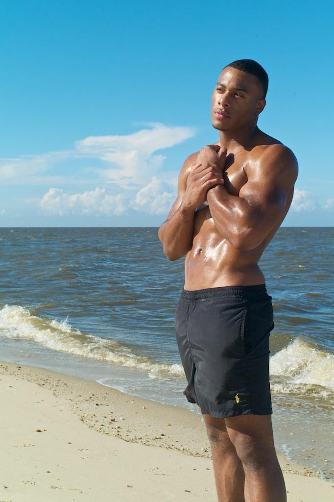 Consider, Black beach naked people