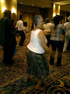 Wanda dancing