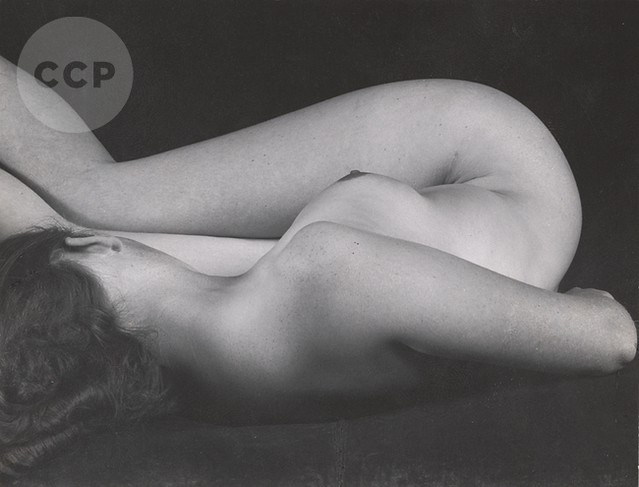 Nude, by Edward Weston 1934