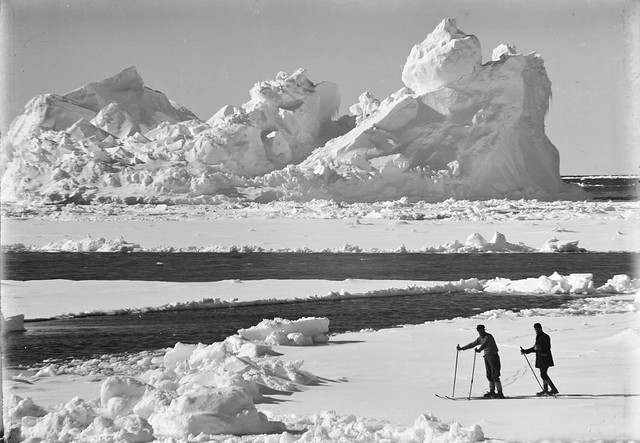 Antarctica, Scott Expedition, by Herbert George Ponting 1911