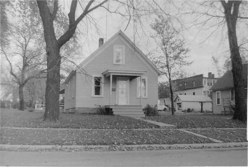 My Family Home 1961