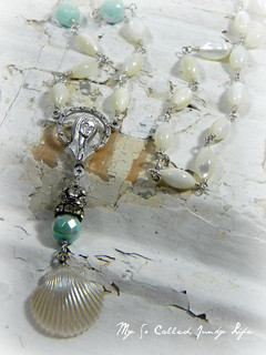 Le Sirène Aqua Necklace