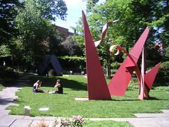 BMA sculpture Garden