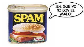 Spam | by GuillermoJM