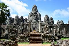 Bayon Temple Glory