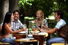 Subas y bajas en el consumo de vino