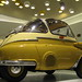 yellow Isetta by Ir. Drager