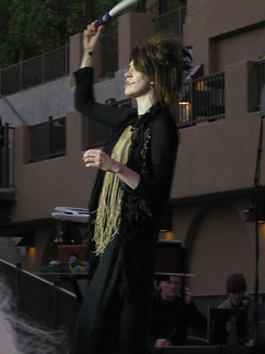 Imogen Heap at the Mountain Winery