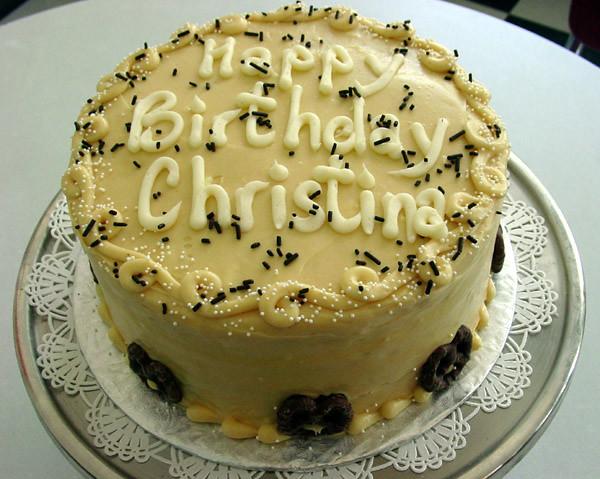 Happy Birthday Christina  Flickr - Photo Sharing!