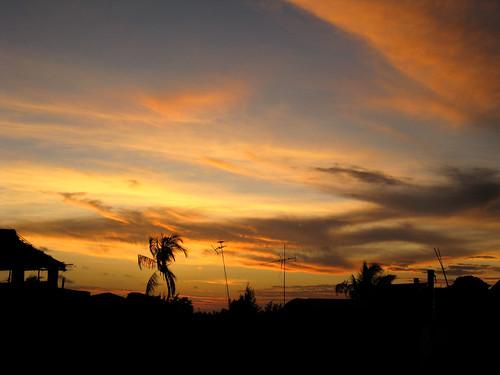 sunset geotagged kenya dusk palmtree lamu geoafrica geo:lat=2265929363867512 geo:lon=409004071354866 0tagged set:name=200911kenya