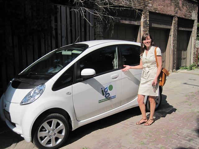 Igo Enterprise Car Share