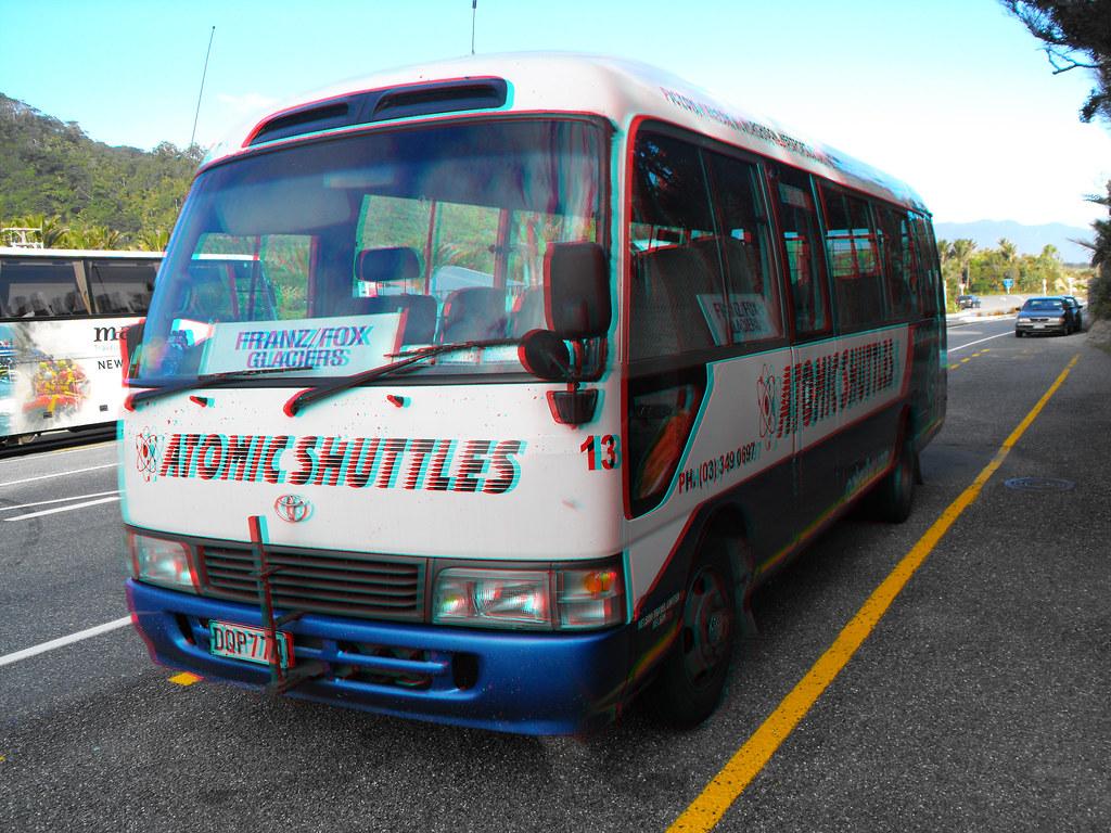 来纽西兰必定体验搭长途巴士