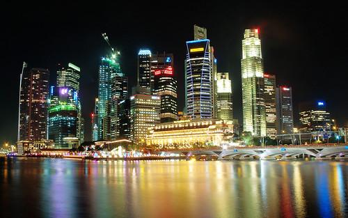 My Singapore - Marina Bay