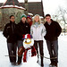 A Snow Day with President Gutmann 2010