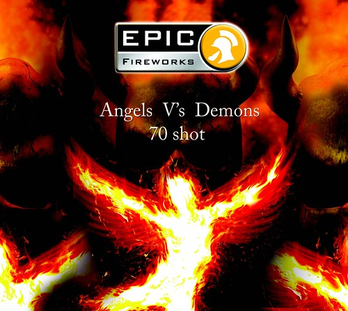 Angels Vs Demons by Epic Fireworks