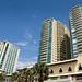 Malecon Center y el Hilton