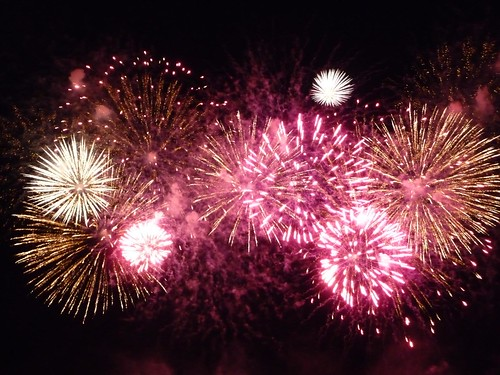 Tatton Park fireworks -1