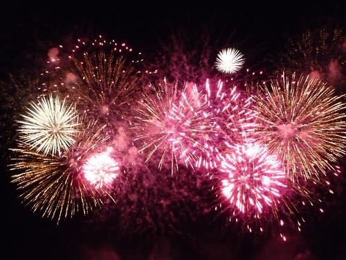Tatton Park fireworks -1