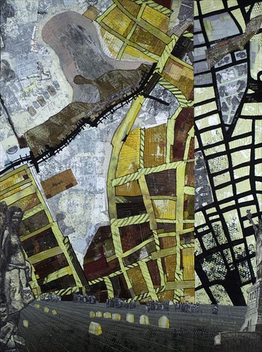 Quilts by Valerie Goodwin depict a sense of place