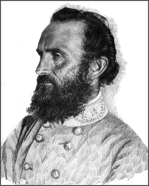 Civil war drawings black and white portraits pencil drawings of