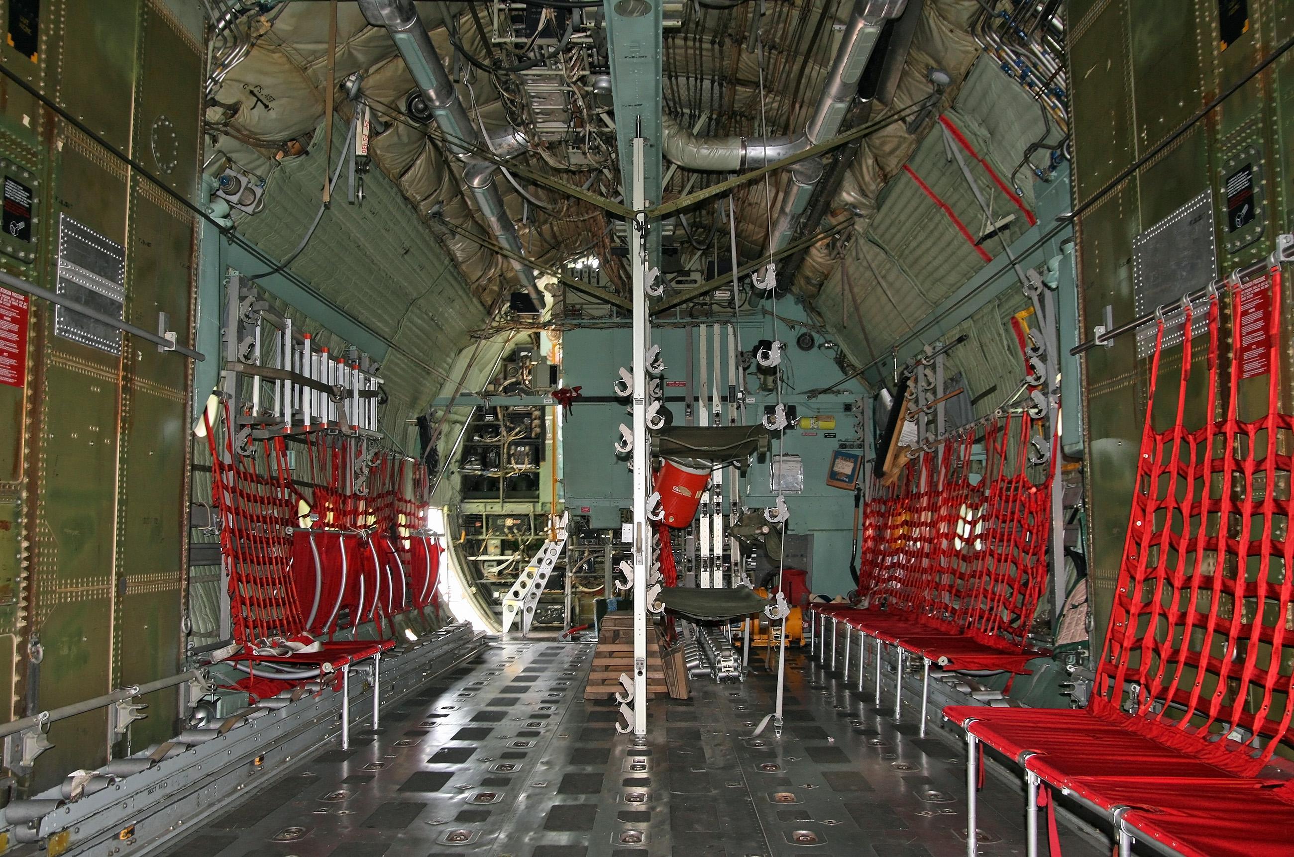 Military Cargo Plane Inside | www.imgkid.com - The Image ...