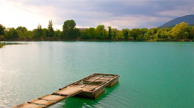 Lago di Telese Terme