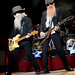 ZZ Top live in Sturgis on August 9, 2010