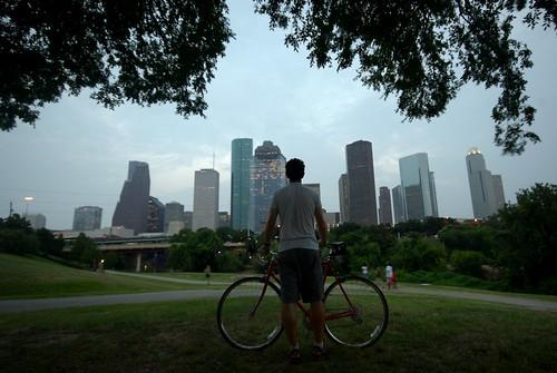 Houston, Bike and I