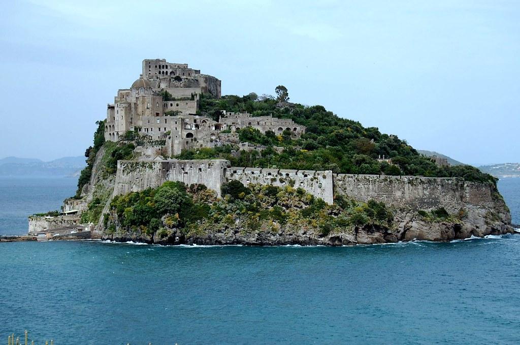 ...Castello Aragonese (Ischia)