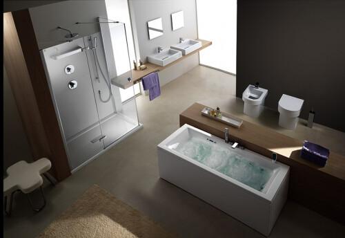 Interieur en design tips op hedendaagse badkamers - Mode badkamer ...