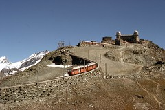 Trains du Gornergrat (Suisse)