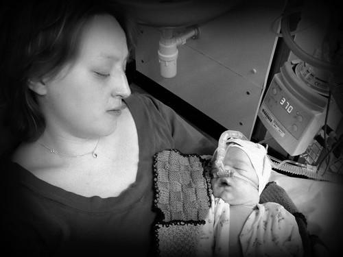 Freddie and Mummy