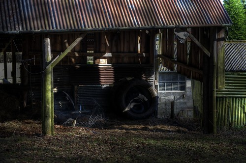 Nesscliffe Shed