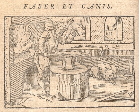 Canis et Faber  - Osius