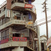 Spiral stairs - Naha - July 54 by Phil Roeder