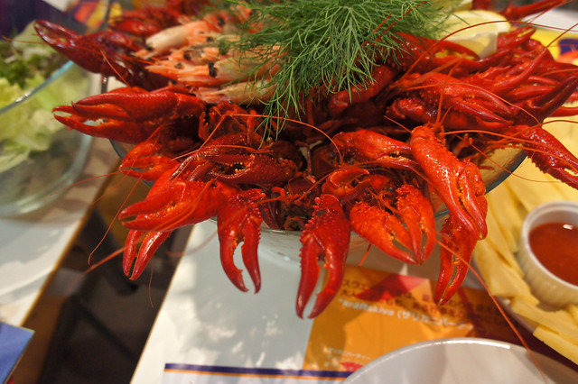 CRAYFISH PARTY @ IKEA HUNABASHI