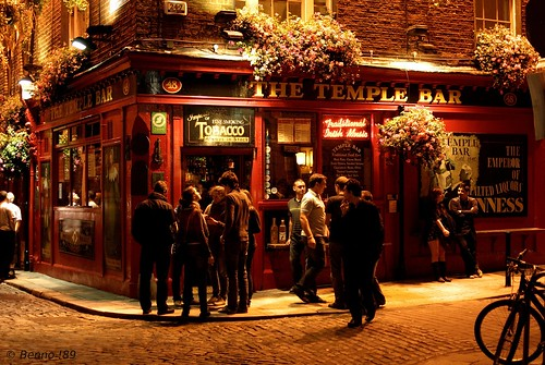 Temple Bar @ Dublin by -BeNnO-