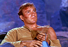 1966 ... Captain Kirk- Star Trek