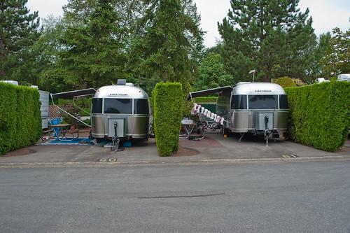 Airstreams at BCRV